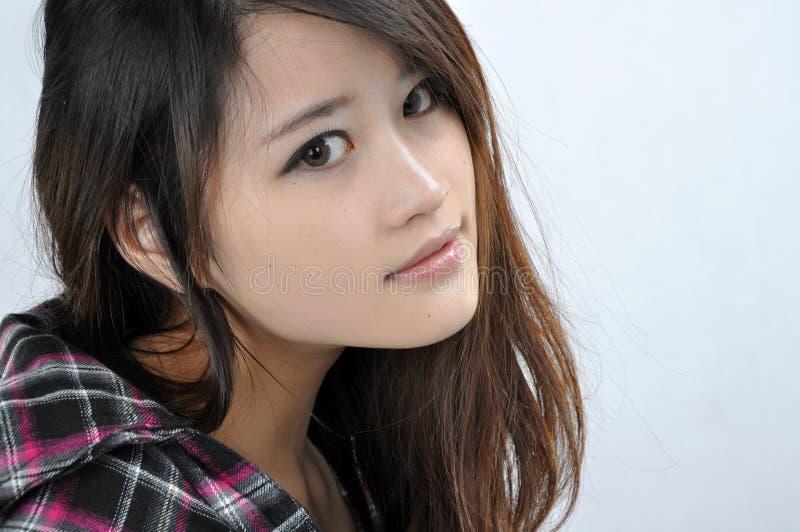 Orientaliska kvinnor    royaltyfri foto