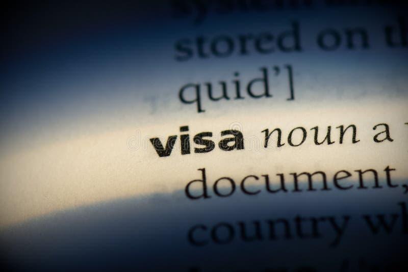 Visa imagen de archivo libre de regalías