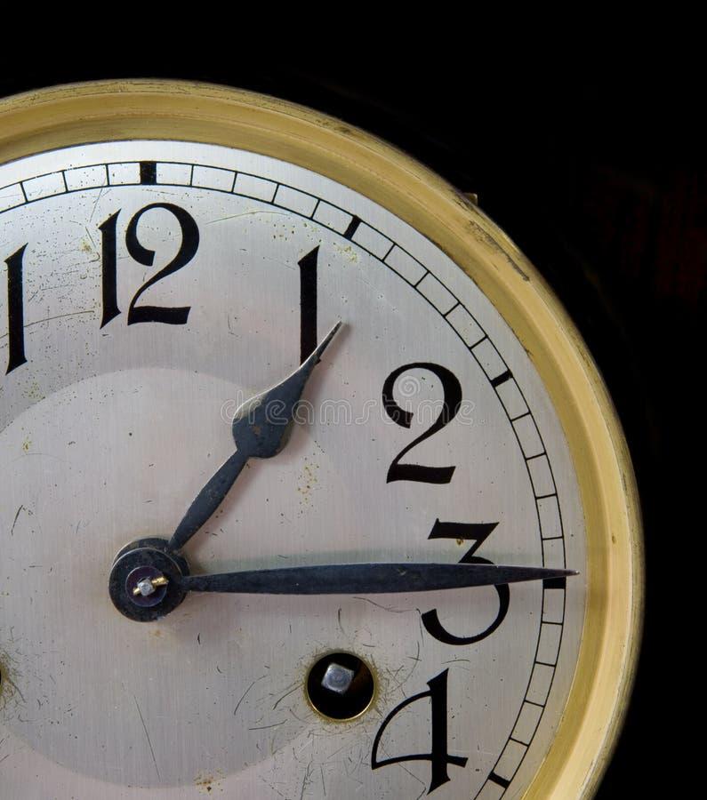 Visage d'horloge photos stock