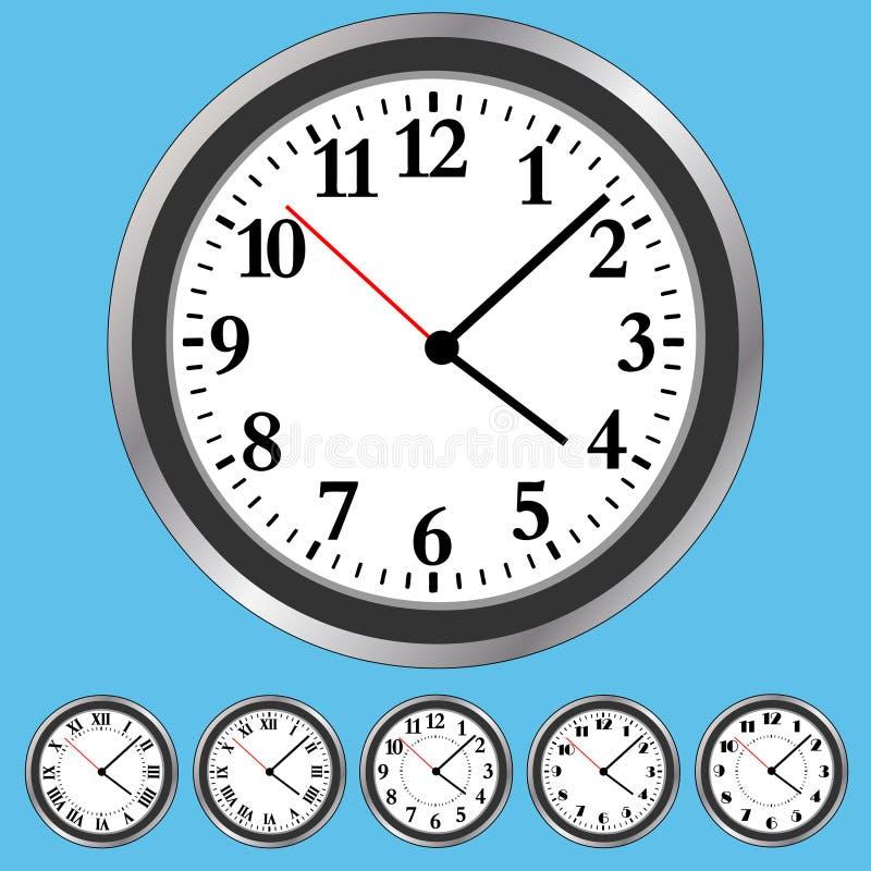 Visage D Horloge Photo stock