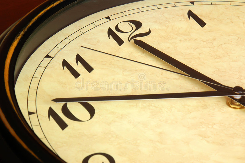 Download Visage d'horloge antique image stock. Image du morceau, décoratif - 86305