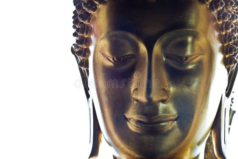 Visage de Bouddha photos stock