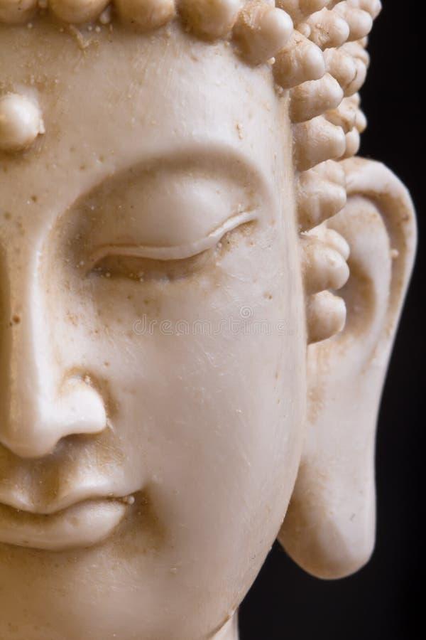 Visage de Buddah image stock