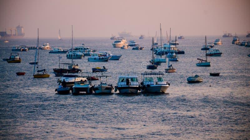 Visage de mer de passage de l'Inde photo stock