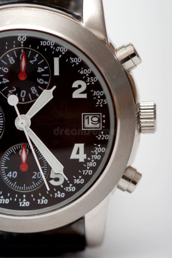 Visage de montre-bracelet photos stock