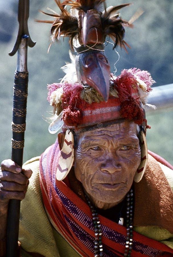visages ( ; Banaue philippin 1981) ; images libres de droits