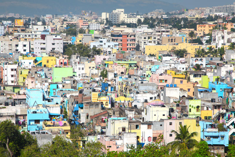 Visakhapatnam, India immagine stock libera da diritti