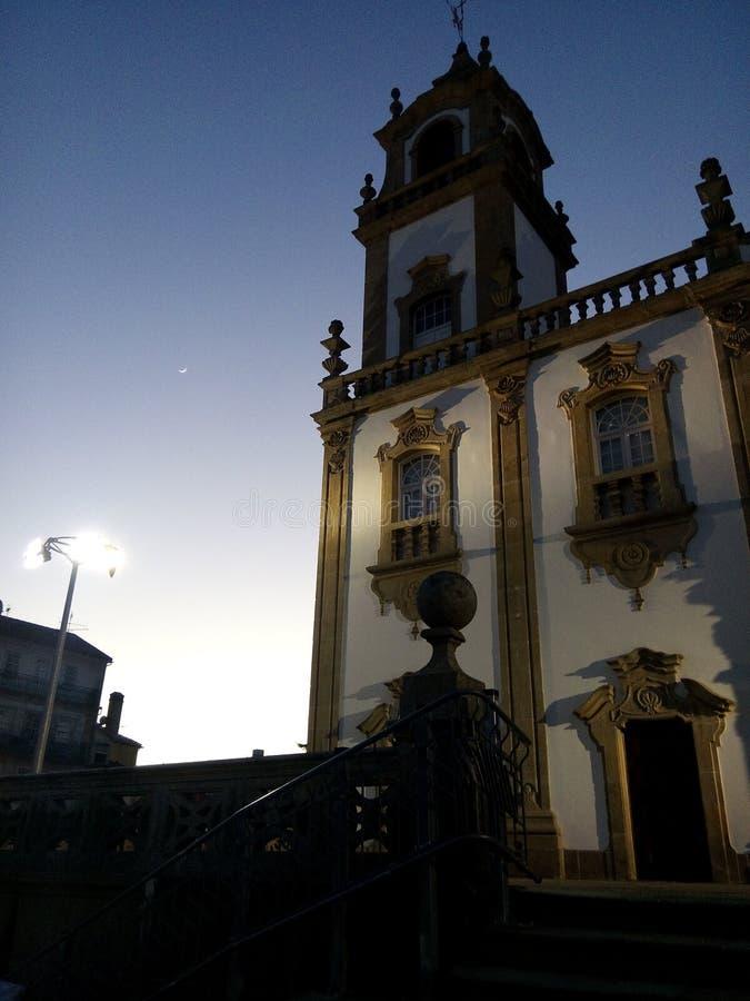 Viseu Португалия стоковое фото