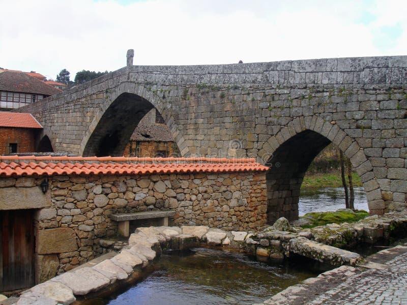 Viseu Portugal arkivfoto