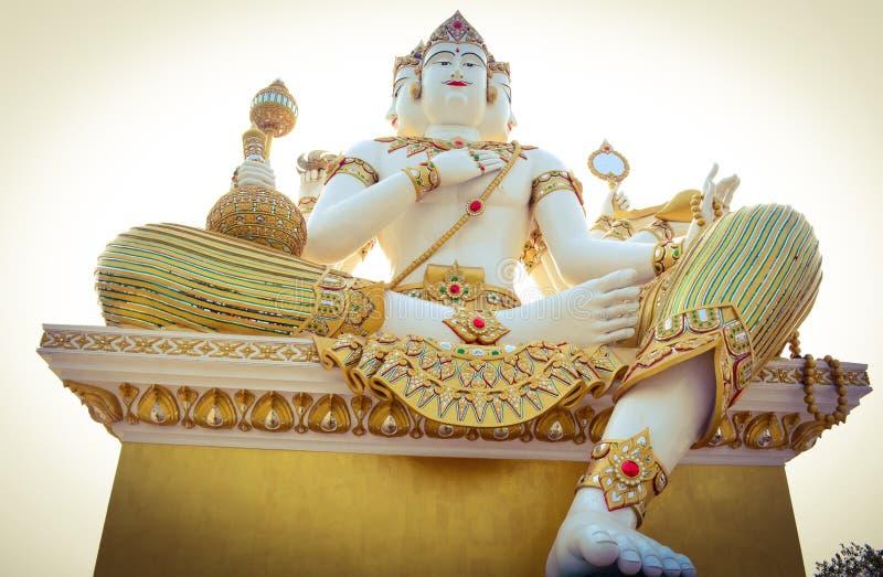 Vishnu-Gott stockfotografie