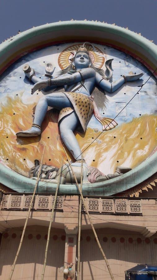 Vishnu-Statue lizenzfreie stockfotografie