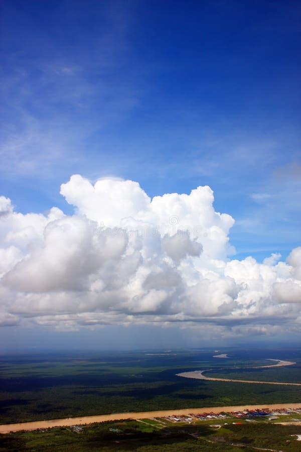 Download Visión aérea foto de archivo. Imagen de espacio, selva - 7151758