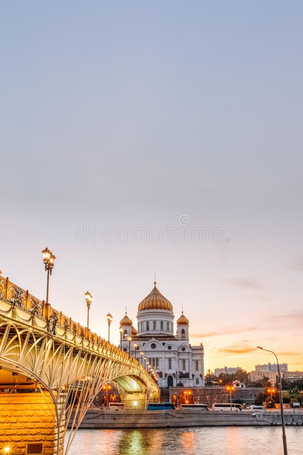 Visión Cristo la catedral del salvador imagenes de archivo