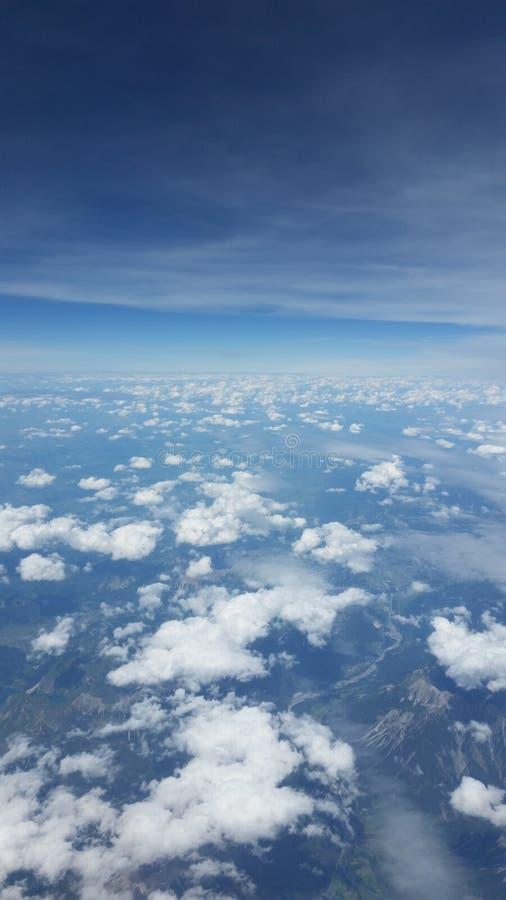 Visión desde arriba imagen de archivo libre de regalías