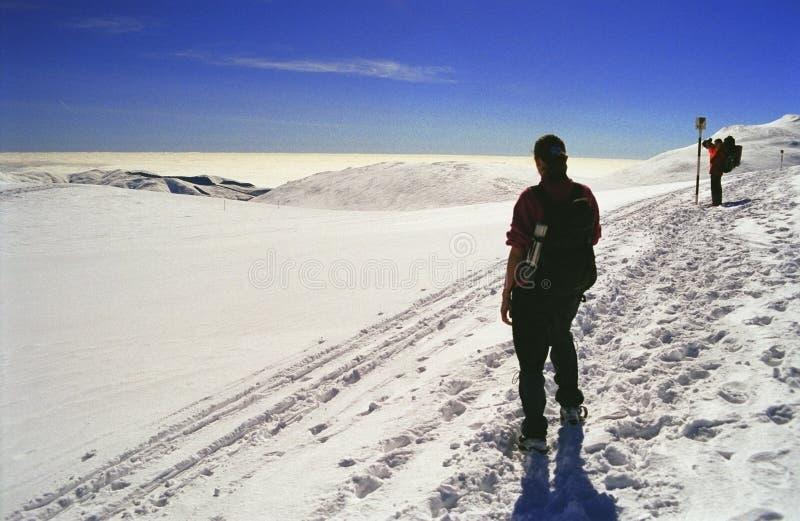 Visión desde el pico de Furnica fotografía de archivo