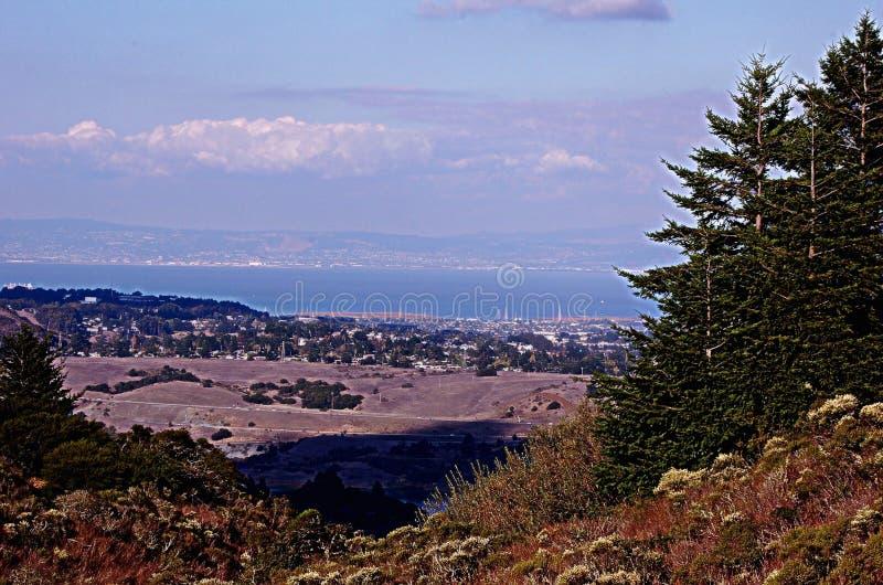 Visión Desde San Francisco Del Sur Imagen de archivo libre de regalías