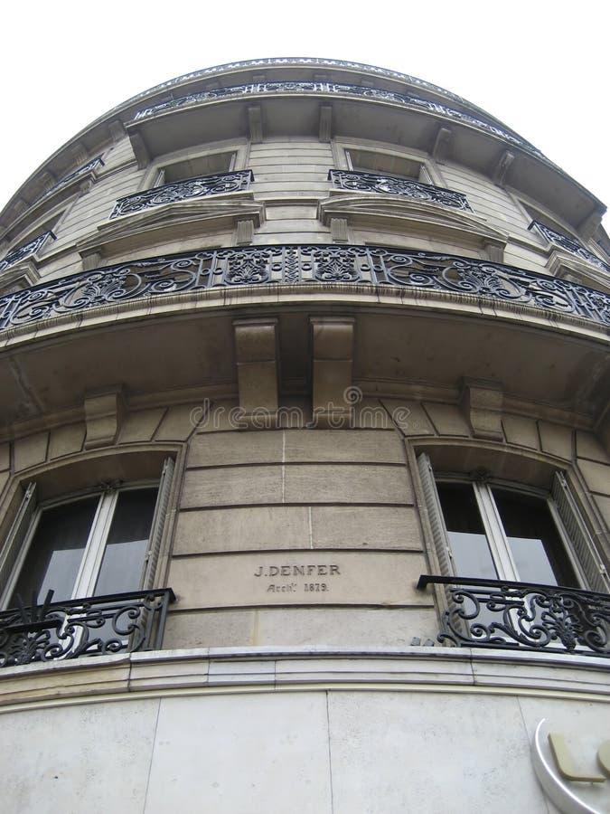 Visión en París imágenes de archivo libres de regalías