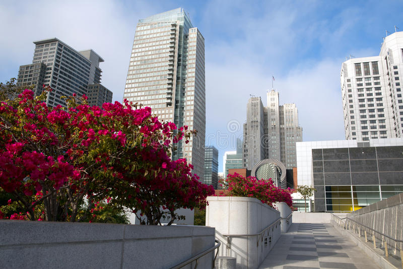 Visión en San Francisco imagen de archivo