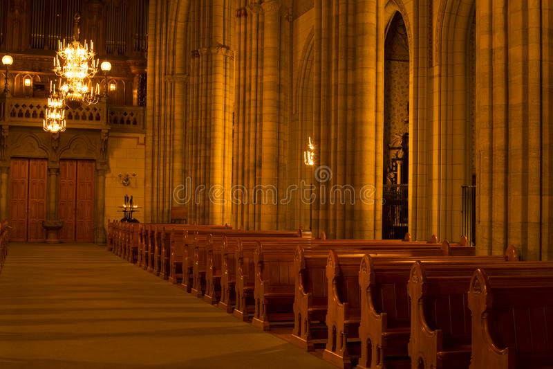 Visión fiel en kyrka de los dom fotos de archivo