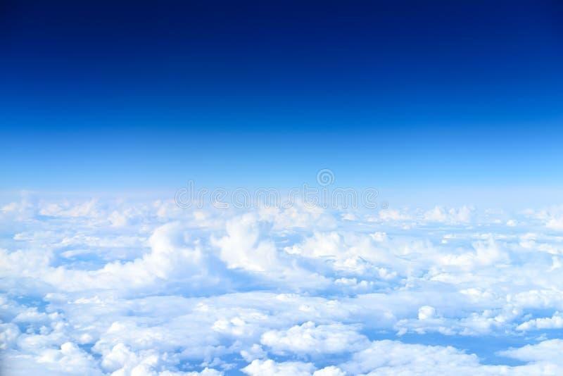 Visión sobre el cielo foto de archivo libre de regalías