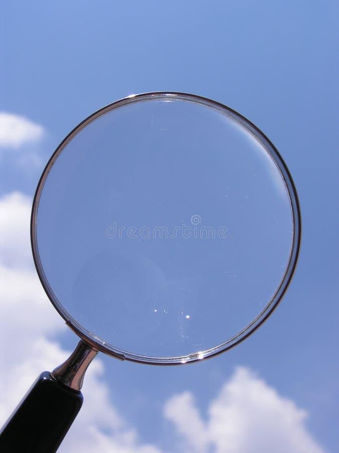Visibilité claire image stock
