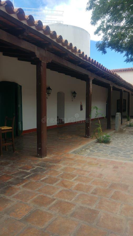 Visibilité directe Colorados de Cafayate Salta Argentine photos stock
