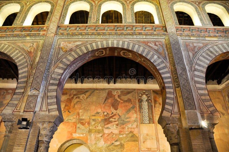 Visigoth Museum, Toledo (Spanien) lizenzfreie stockfotografie