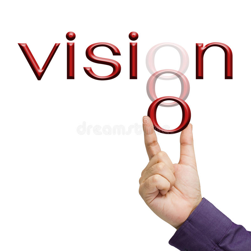 Download Vision stock image. Image of solution, isolated, vision - 26119821