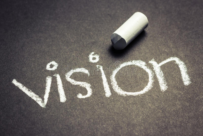 Vision arkivbilder