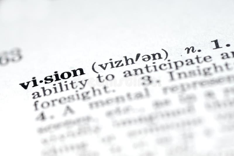 vision arkivfoto