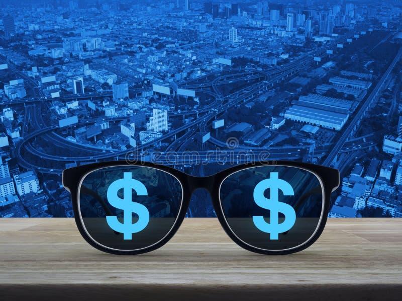Vision d'affaires et concept de succès images libres de droits