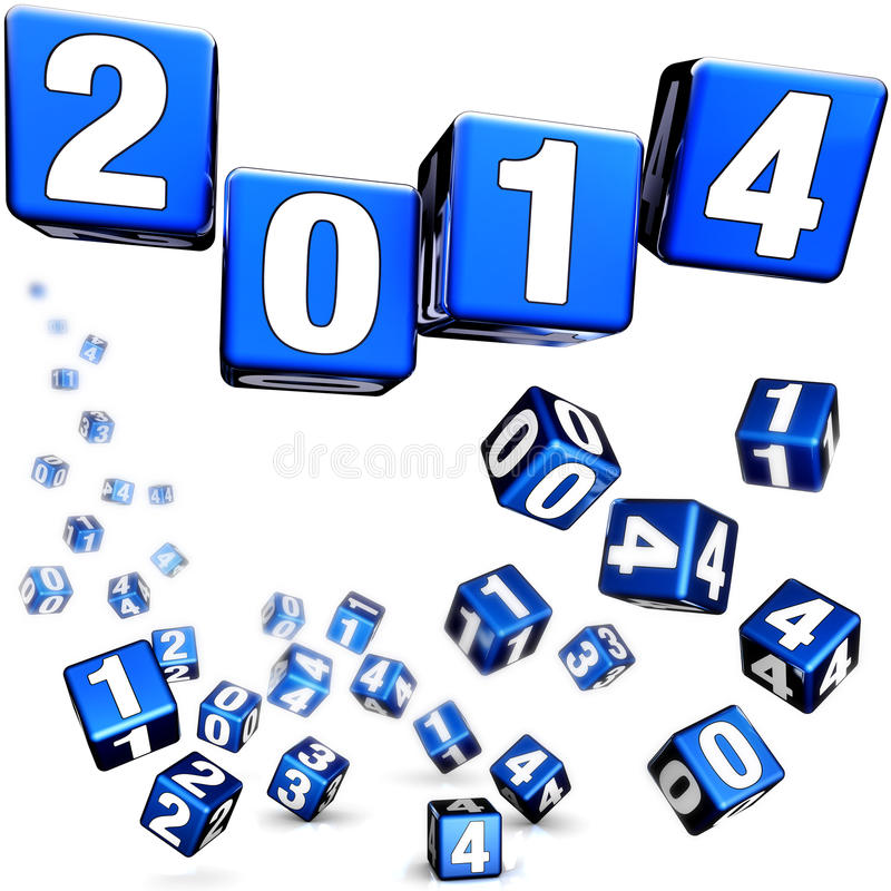 Download Vision 2014 stock illustration. Image of plan, exchange - 32292857