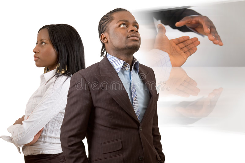 Download Vision Of Success stock image. Image of think, businessman - 1992971