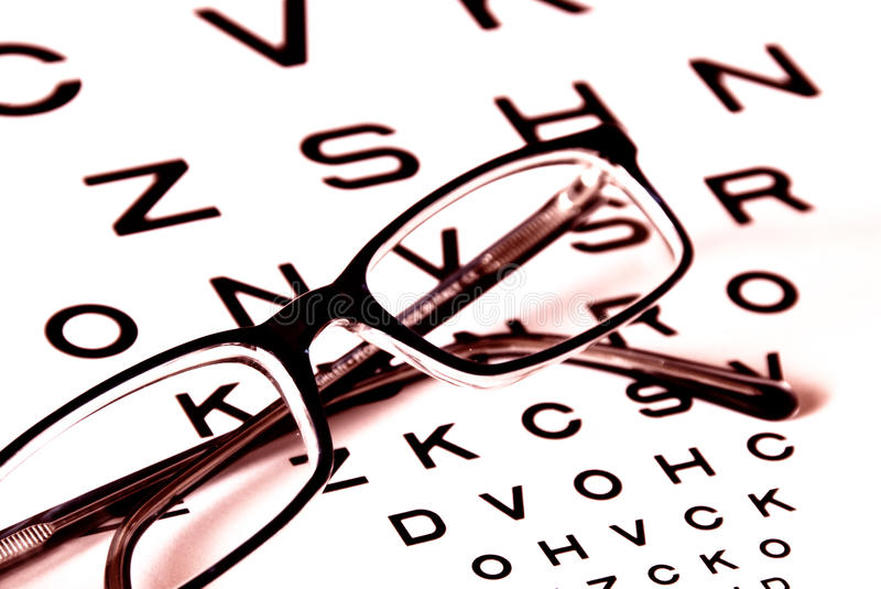 Download Vision test stock image. Image of blur, abstract, distortion - 12697857