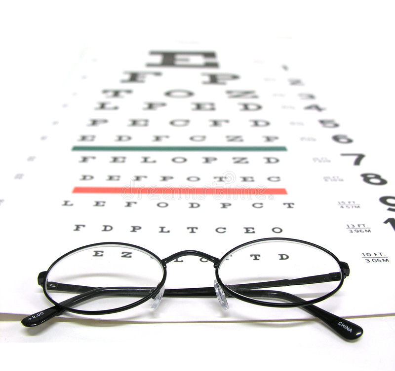 Free Vision Test Stock Images - 676214