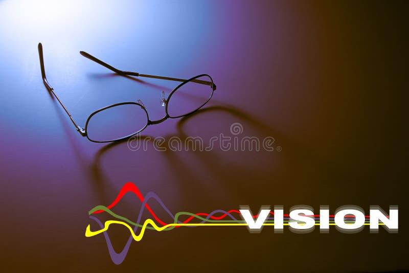 Visione immagini stock libere da diritti