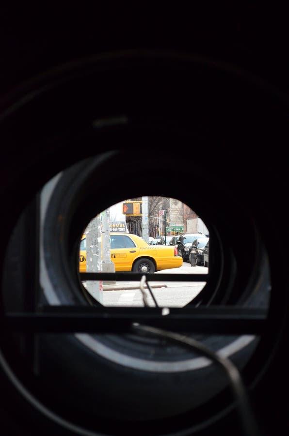 Visione di tunnel fotografia stock libera da diritti