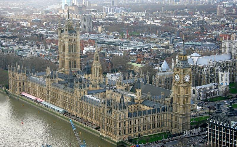Visionnement Londres 13 photos stock
