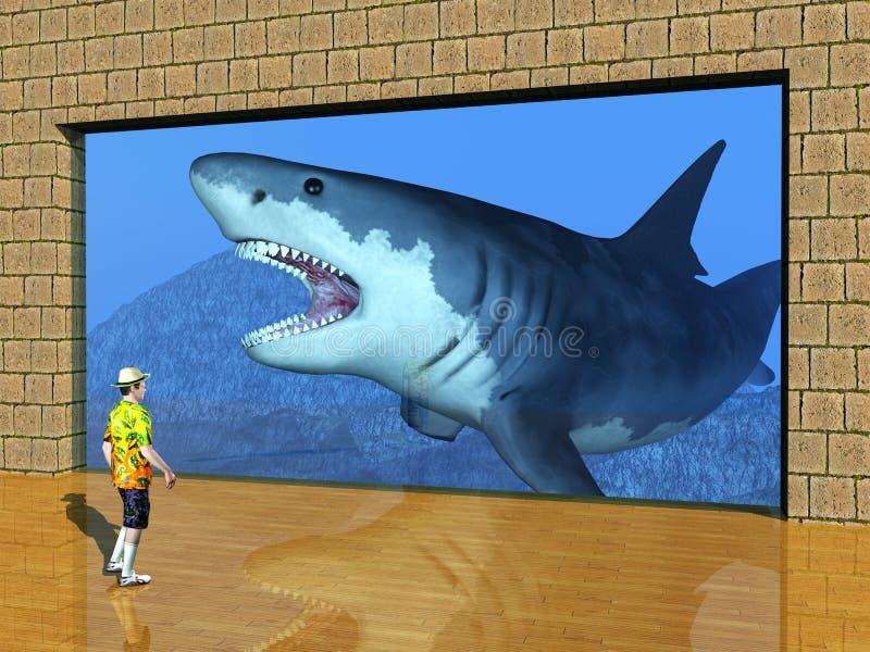 The Visit to the Aquarium