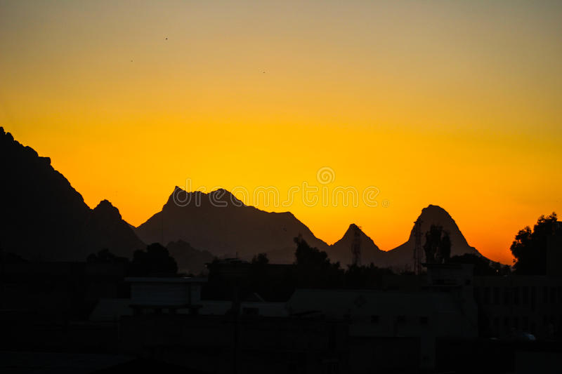 Visit to Kandahar in Afghanistan in 2017. Field visit to Kandahar in Afghanistan in 2017 royalty free stock photo