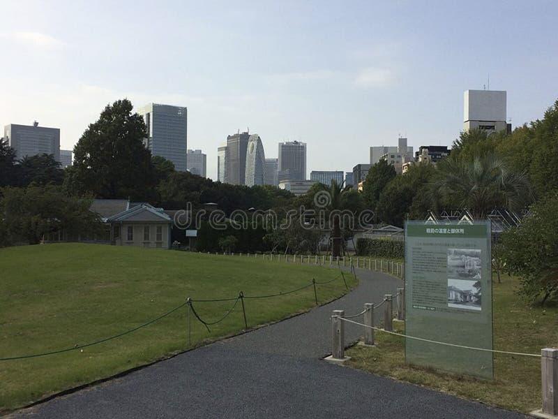Visitando Tokyo Japon. Visitando La cuidad del futuro Tokyo Japon royalty free stock photography