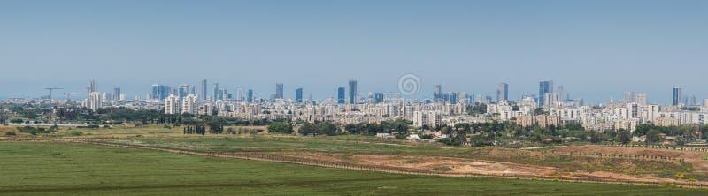 Visite à Hiriya (parc d'Ariel Sharon) photographie stock