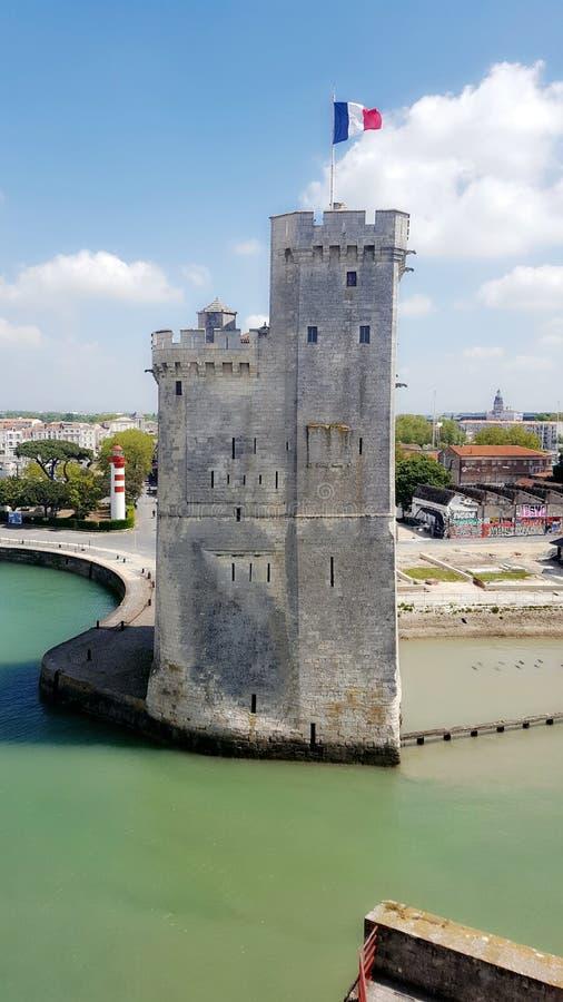 Visite De La Rochelle images libres de droits