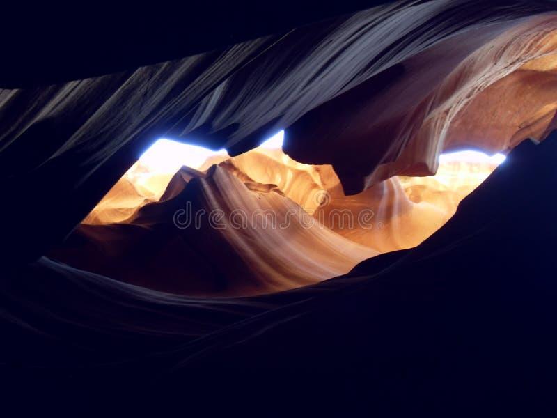 Snake canyon Arizona USA. Visite du Snake Canyon USA ARIZONA road trip près de Salt Lake City en vacances stock photos