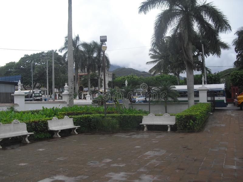 Visite Esquipulas, Chiquimula, Guatemala, Centroamerica photos libres de droits