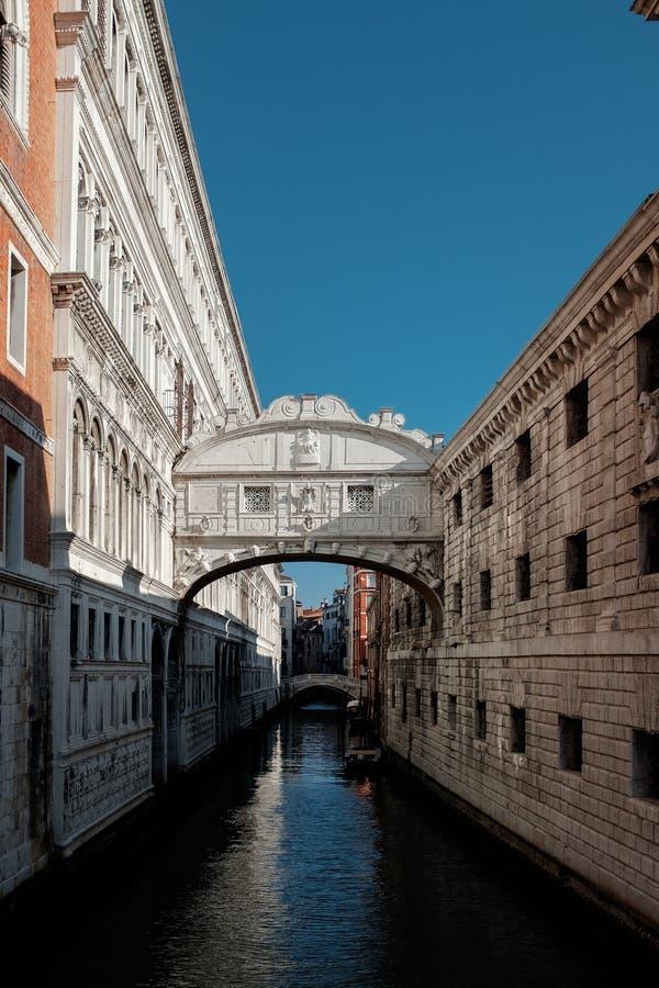 Visite vers Venise Attractions à Venise images libres de droits