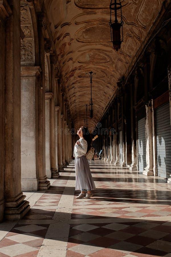 Visite vers Venise Attractions à Venise image stock