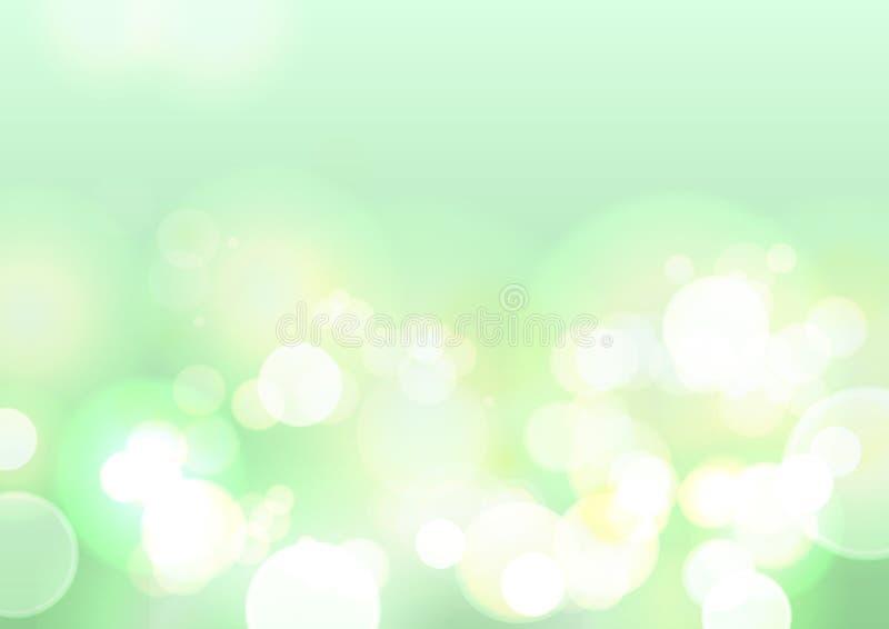 Visitenkarte-Hintergrund - Frühjahr lizenzfreie stockfotos