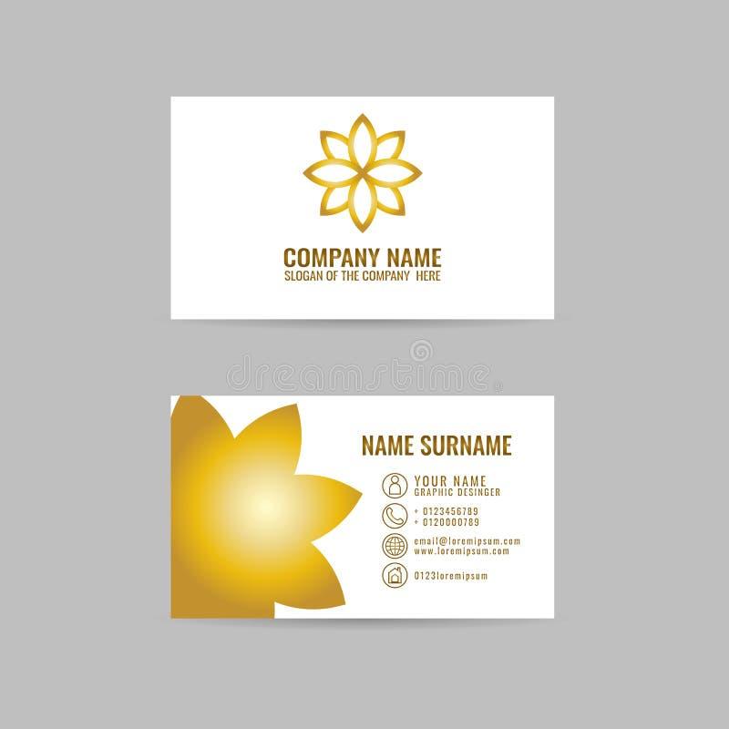 Yoga Und Sport Karten Design Schablone Vektor Abbildung
