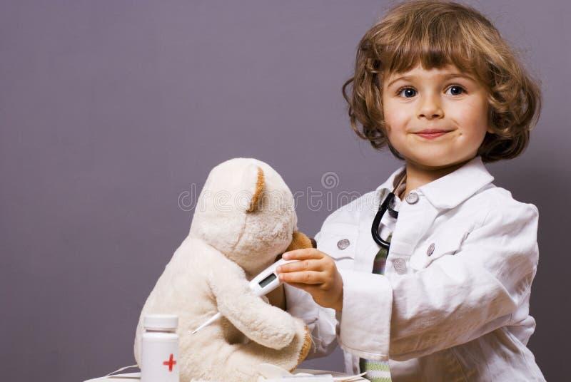 Visites médicales photo libre de droits